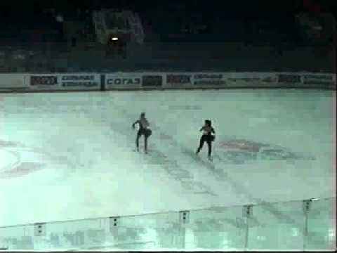 Dorokhova Tatiana / Sablina Natalia  Айсберг г.Екатеринбург.avi