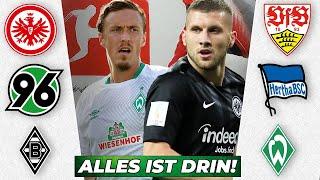 Europapokal oder Abstieg?! |Bundesliga Prognose 2/3