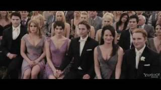 The Twilight Saga : Breaking Dawn  Part 1 - Official Yahoo trailer Exclusive  [HD] .flv