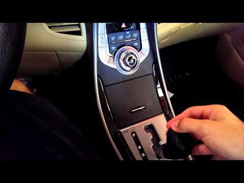 Hyundai Elantra transmission problem