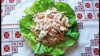 Рецепты салатов с грибами,ветчиной,помидорами и сыром Салат с шампиньонами,мясом вкусный рецепт