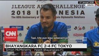 Kalah Lawan FC Tokyo, Pelatih Bhayangkara FC Yakin Pesepakbola Indonesia Bisa Lebih Baik