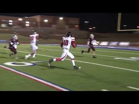 Brownfield High School Football Highlight Reel 2015