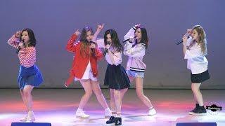레드벨벳 Red Velvet[4K직캠]Dumb Dumb 덤덤@20160419 Rock Music