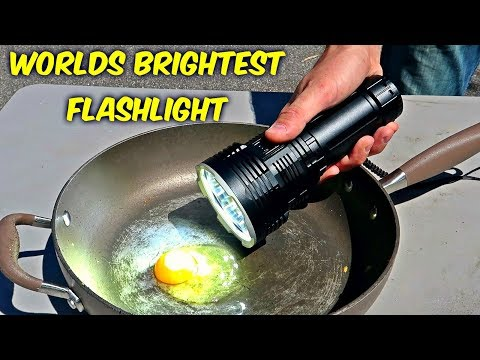 Can You Start a Fire With LED Flashlight?