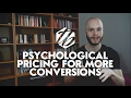 Psychological Pricing — What To Look Out For When Pricing Your Product | #317