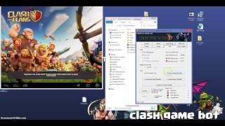 Clash of Clans Farm Bot || http://clashofgems.info