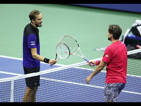 Daniil Medvedev Vs Dominic Thiem Extended Highlights | US Open 2020 Semifinal
