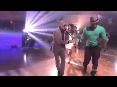 Dancing with the stars, Pitbull, Ne-Yo, Nayer - Give Me Everything (Natalie Mejia Back-Up Dancer)