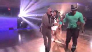 dancing with the stars pitbull ne yo nayer give me everything natalie mejia back up dancer