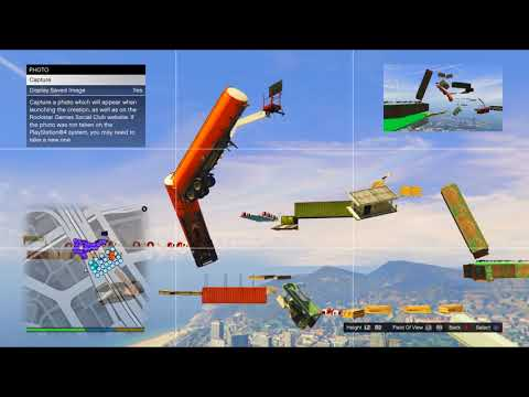 How To Create A Parkour Deathmatch (GTA 5 Online)