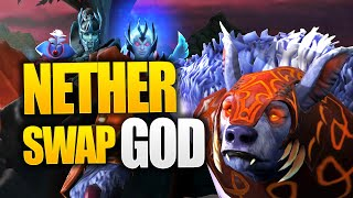 How NOT to Nether Swap in Dota 2