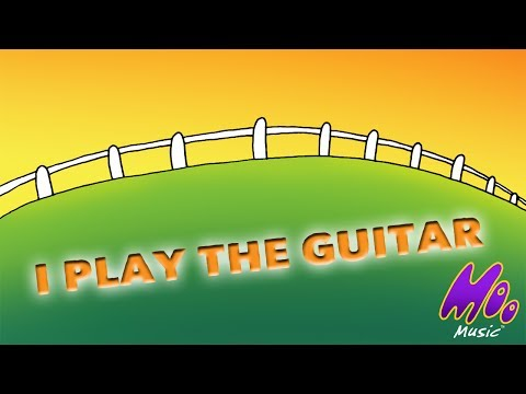 I Play The Guitar - Moo Music