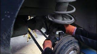 как заменить задние стойки на Хендай Элантра 2002 г.Hyundai Elantra