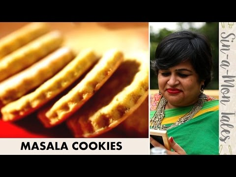 Masala Cookies Recipe - My Tribute to Iyengar Bakery | Monika Manchanda | Sin-a-mon Tales