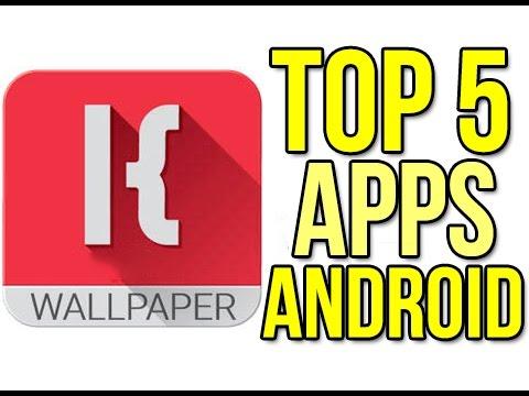 5 Mejores Aplicaciones Para Android 2015 Recomendadas Klwp Live Wallpaper Maker