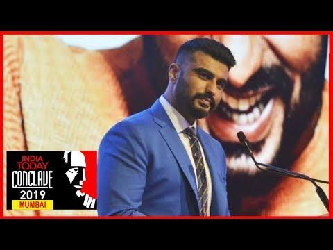 Arjun Kapoor On Course Of Indian Cinema | Deconstructing 'Indian Hero'  | #ConclaveMumbai19
