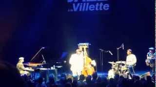 """GREGORY PORTER  """"Musical Genocide """" LIVE JAZZ a la VILLETTE (2013)"""