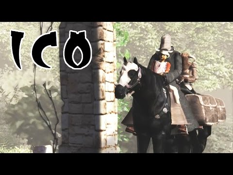 ICO - Gameplay do Início, em Português! Do Criador de Shadow of the Colossus!!!