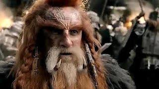 Hobbit  Beş Ordunun Savaşı  Dain Demirayak Thorinin Yardımına Geliyor