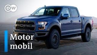 Raubein - Ford Ranger Raptor   Motor mobil