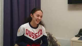 Рейхан Каграмонова-серебряный призер Командного чемпионата России в спортивной ходьбе на 20 км U23