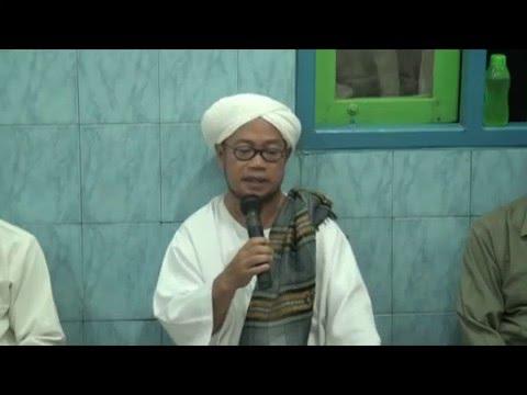 ceramah KH.Guru Juhran Irfan di majlis desa karya unggang
