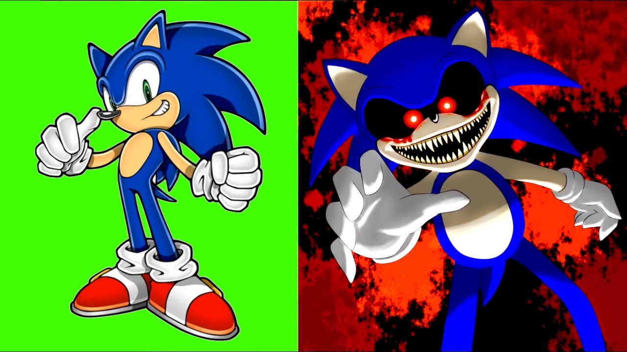 Sonic Boom Characters As Monsters 2018