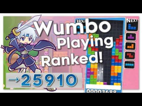 Puyo Puyo Tetris – Wumbo Ranked! 25562➜25910 (PC)