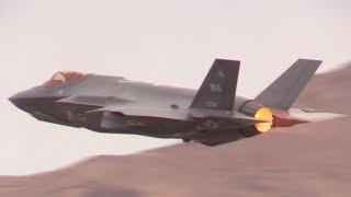 USAF DEMO Nellis AFB Aviation Nation 2017