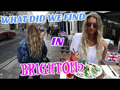 WHAT DID WE FIND IN BRIGHTON?!