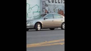 Drunk dude Oakland