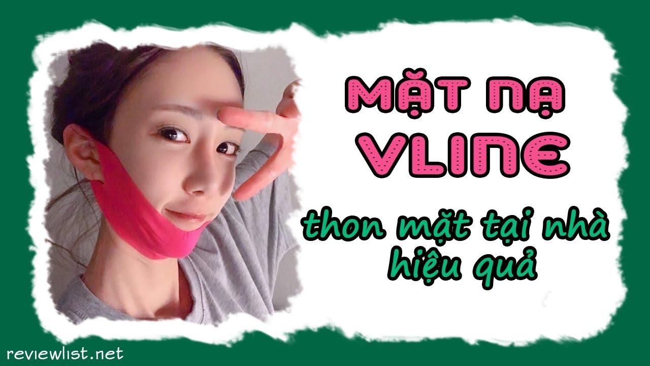 Mặt nạ Vline Hàn Quốc – Làm thon mặt tại nhà hiệu quả