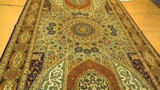 Персидский ковер ручной работы Гонбад г.Тебриз (1).MOV(, 2012-12-25T12:54:52.000Z)
