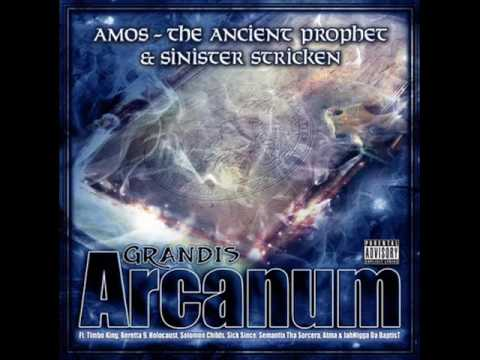Amos The Ancient Prophet & Sinister Stricken - Prophets Of The Apocalypse [ft. Holocaust & ATMA]