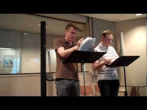 PUNCH! A New Musical  Berliner & Lynch. BMI Workshop 2012