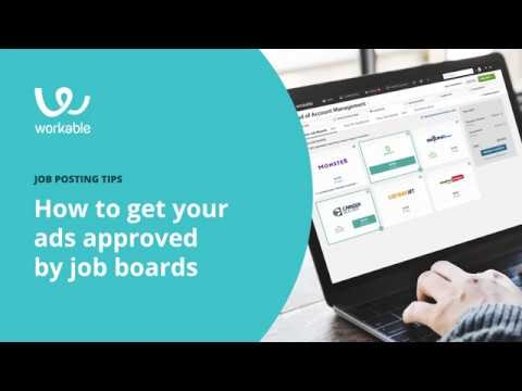 6 job ad tips to attract the top candidates