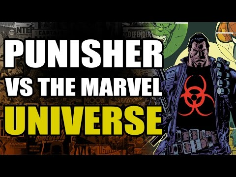 Punisher vs The Marvel Universe - Part 1 - The End of The World