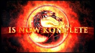 Mortal Kombat: Komplete Edition - Behind-the-Scenes + All DLC's Characters (2012)