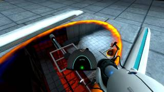 Portal - Gameplay - Transmission Reçue : Partie 1