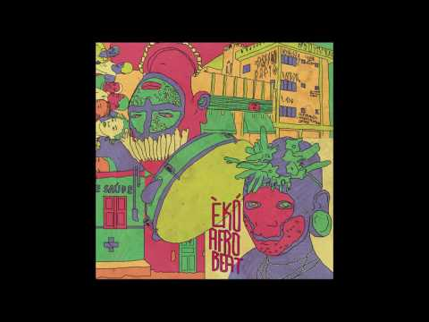 Èkó Afrobeat - Enemy [audio oficial]