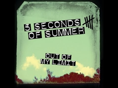 5 Seconds Of Summer - Out Of My Limit Lyrics