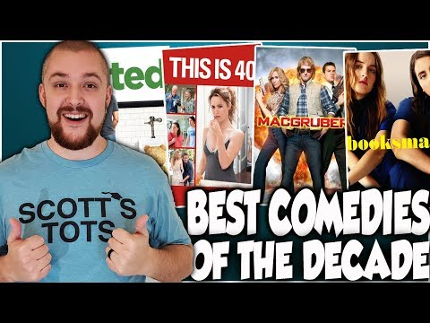 Best Comedies of the Decade (2010 - 2019)
