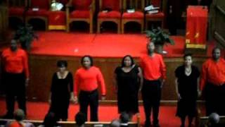 LITURGICAL DANCE ::: BeBe & CeCe Winans - Close To You [SBC Marriage Ministry]