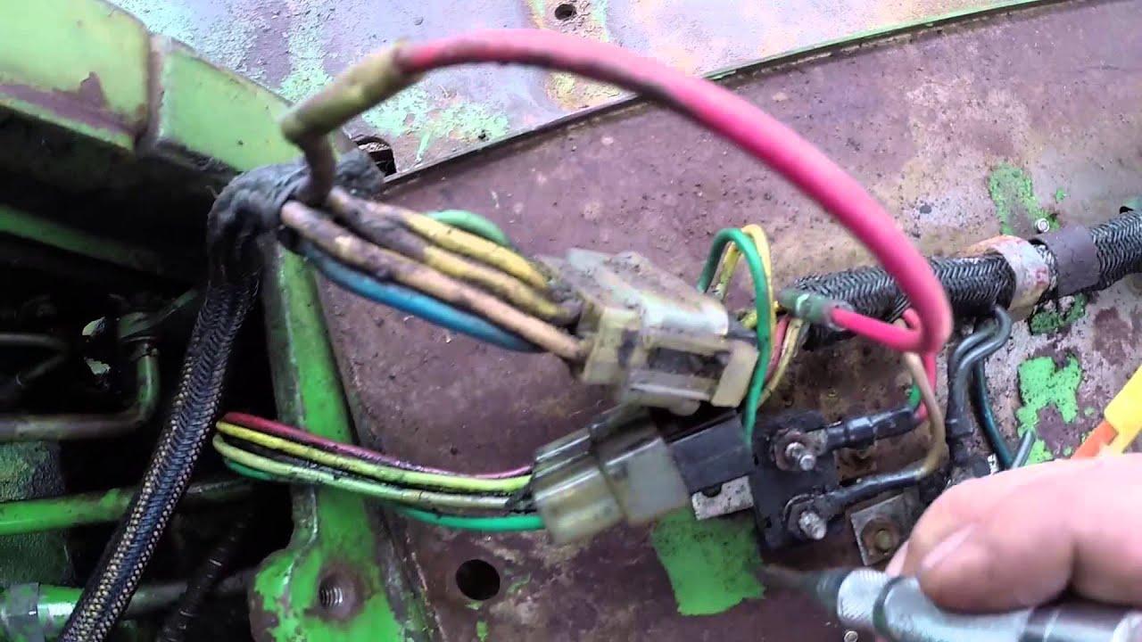 John Deere 3020 Wiring Diagram from i.ytimg.com