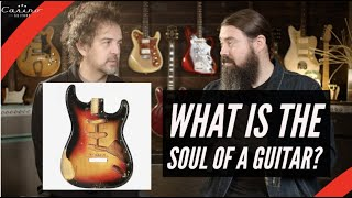 What is the soul of the guitar?