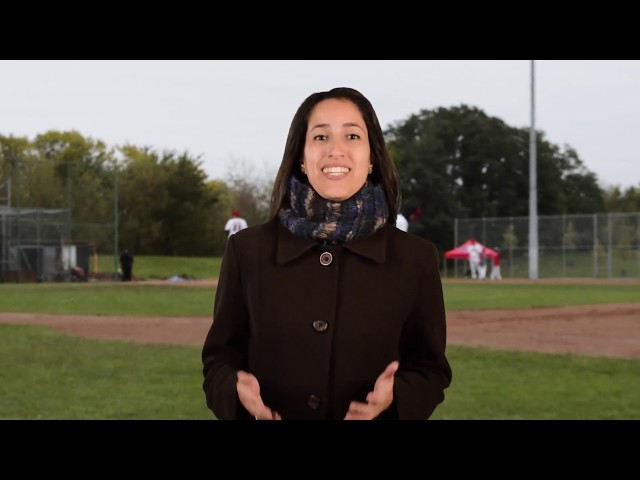 News Report - Colleges' Baseball Nationals