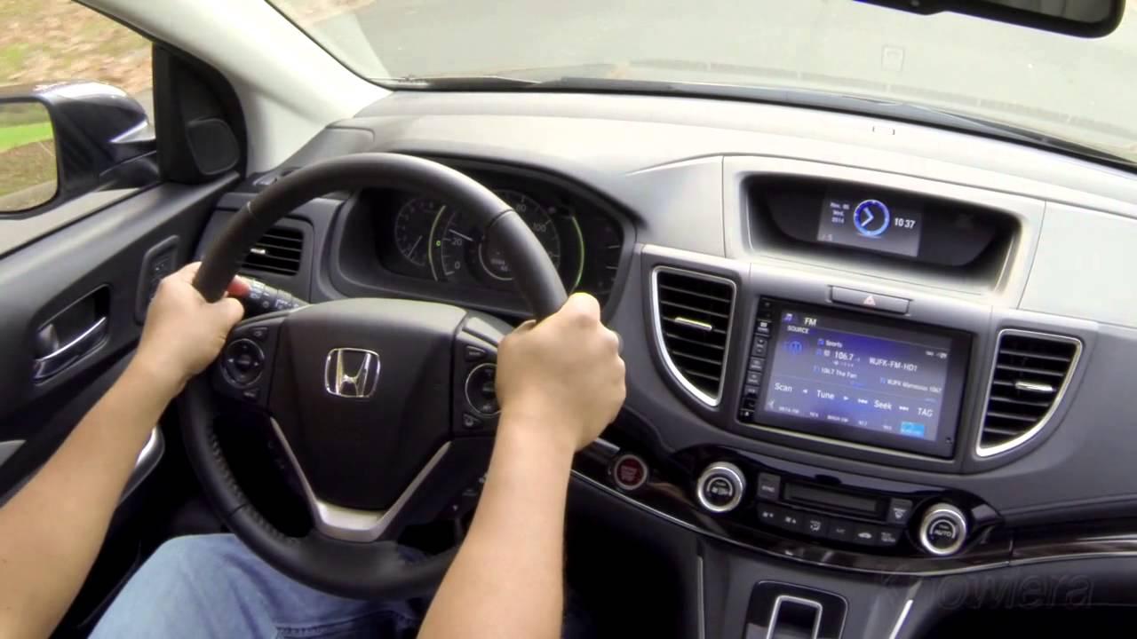 2015 Honda Cr-v Interior -- U S  News Best Cars