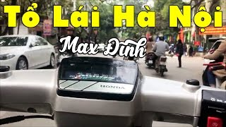 Mời tất cả các bạn cùng xem video: Dân tổ lái Hà Nội nài Honda Drea...