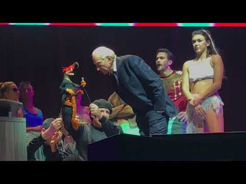 TheMuppets Take The O2: A Love Letter to England ft Charles Dance!!!!!!!